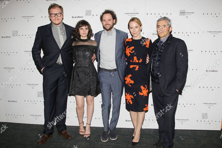 Ben York Jones, Felicity Jones, Drake Doremus, Amy Ryan, Daniel Battsek