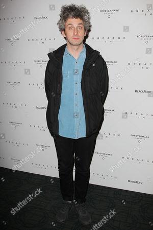 Editorial photo of 'Breathe In' film premiere, New York, America - 18 Mar 2014