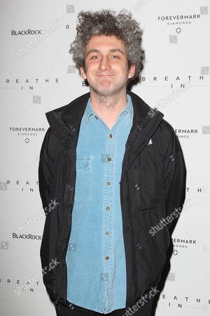 Editorial picture of 'Breathe In' film premiere, New York, America - 18 Mar 2014