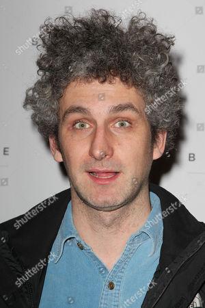 Stock Picture of Matthew Asti