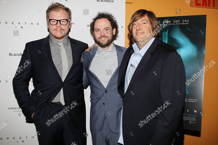 Ben York Jones, Drake Doremus and Jonathan Schwartz