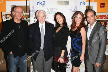 Stock Image of Christopher Lloyd, Robert Vaughn, Ewa Da Cruz, Melissa Archer, James McCaffrey