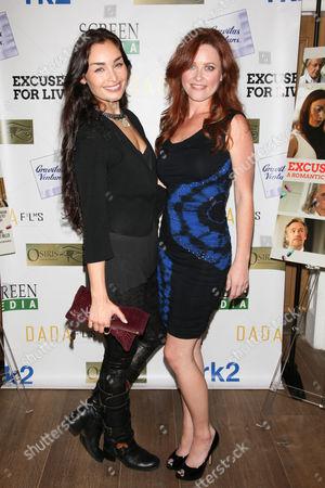 Ewa Da Cruz and Melissa Archer