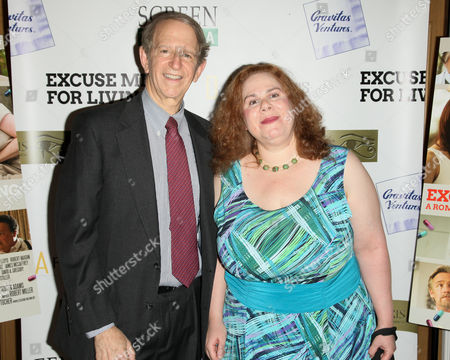 Editorial picture of 'Excuse Me For Living' film premiere, New York, America - 09 Oct 2012
