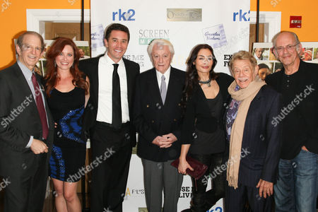 Editorial photo of 'Excuse Me For Living' film premiere, New York, America - 09 Oct 2012