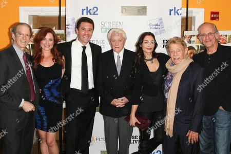 Ric Klass, Melissa Archer, Tom Pelphrey, Robert Vaughn, Ewa Da Cruz, Jerry Stiller and Christopher Lloyd