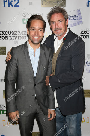 Editorial image of 'Excuse Me For Living' film premiere, New York, America - 09 Oct 2012
