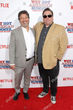 Jonathan Stern and Peter Principato (Executive Producerucers)