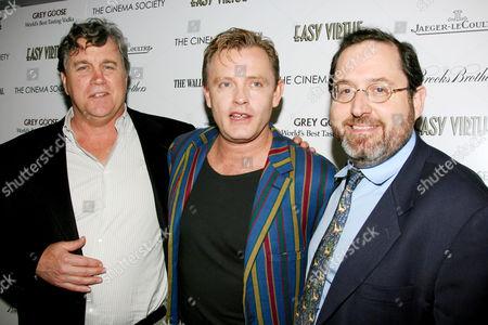 Tom Bernard ,Stephan Elliott and Michael Barker