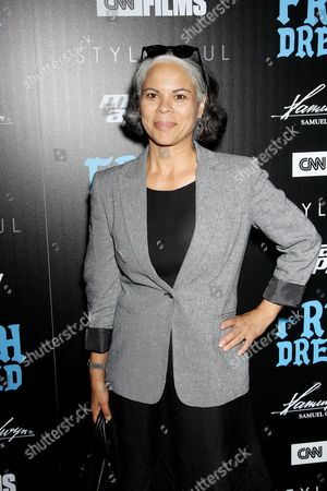 Editorial image of 'Fresh Dressed' documentary screening, New York, America - 18 Jun 2015