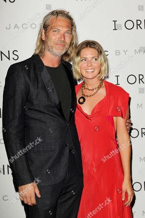 Hunter Gray and Megan Gray