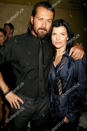 Rogan Gregory and Ali Hewson