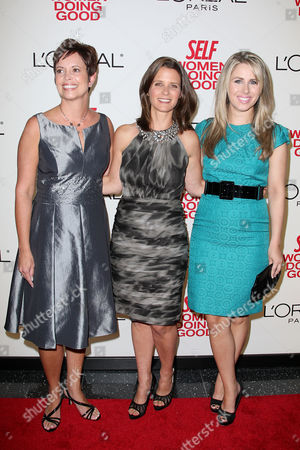 Lisa Scarpinato (Founder of Kitchen on the Atreet), JJ Ramberg (Founder of GoodSearch.com) and Haley Kilpatrick (Founder of Girl Talk)