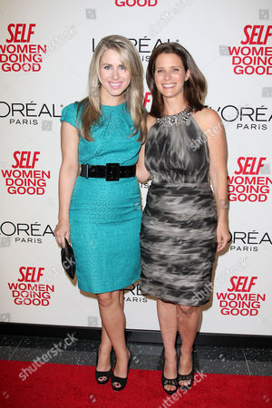Haley Kilpatrick (Founder of Girl Talk) and JJ Ramberg (Founder of GoodSearch.com)