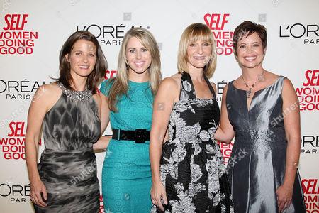Editorial image of SELF Magazine's 3rd Annual Women Doing Good Awards, New York, America - 21 Sep 2010