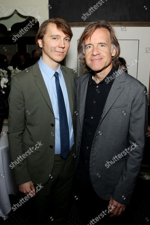 Editorial image of 'Love and Mercy' film luncheon, New York, America - 09 Nov 2015