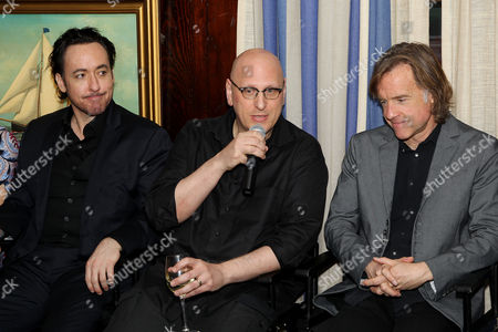 John Cusack, Oren Moverman (Screenwriter), Bill Pohlad (Director)