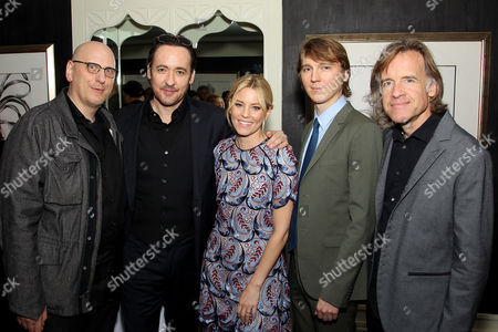 Oren Moverman (Screenwriter), John Cusack, Elizabeth Banks, Paul Dano, Bill Pohlad (Director)