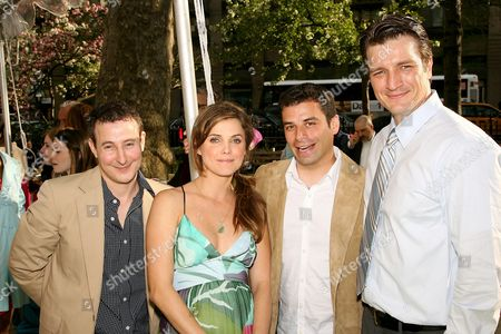 Eddie Jemison, Keri Russell, Michael Roiff  and Nathan Fillion