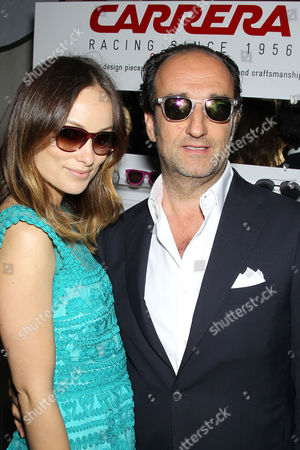 Editorial photo of Carrera New Eyewear Collection Launch Event, New York, America - 07 May 2013