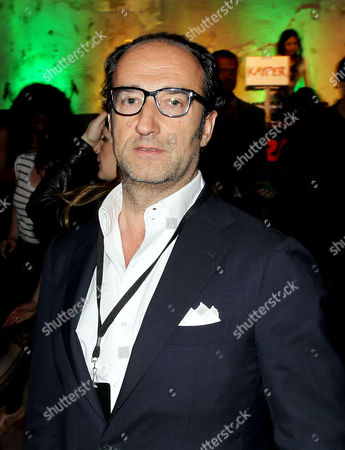 Editorial image of Carrera New Eyewear Collection Launch Event, New York, America - 07 May 2013