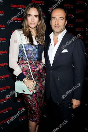 Editorial picture of Carrera New Eyewear Collection Launch Event, New York, America - 07 May 2013