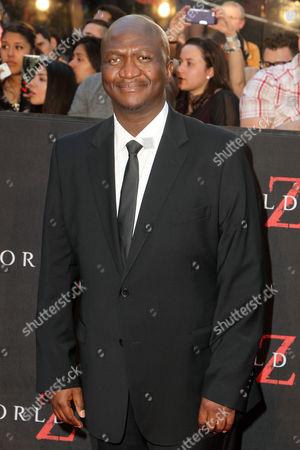 Editorial picture of 'World War Z' film premiere, New York, America - 17 Jun 2013