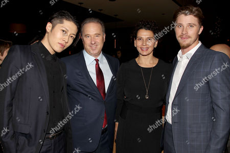 Editorial picture of Peggy Siegal presents a Supper at Porter House following 'Unbroken' special screening, New York, America - 04 Dec 2014
