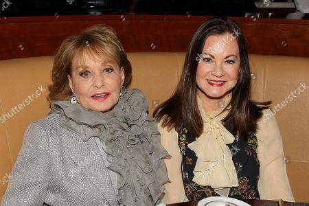 Barbara Walters, Judith Nathan Giuliani