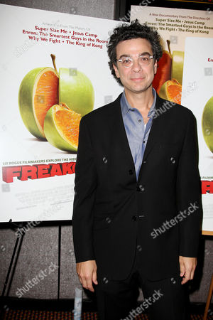 Editorial photo of 'Freakonomics' Film Premiere, New York, America - 29 Sep 2010