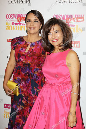 Editorial picture of Cosmopolitan Fearless Latinas Awards, New York, America - 04 Jun 2014