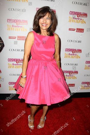 Stock Picture of Donna Kalajian Lagani (Publisher, Cosmopolitan for Latinas)