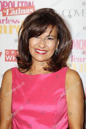 Donna Kalajian Lagani (Publisher, Cosmopolitan for Latinas)
