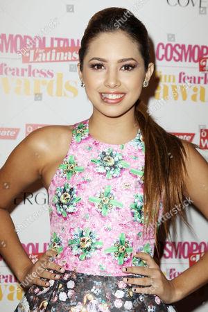 Stock Image of Jasmine Villegas