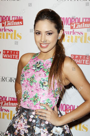 Stock Picture of Jasmine Villegas