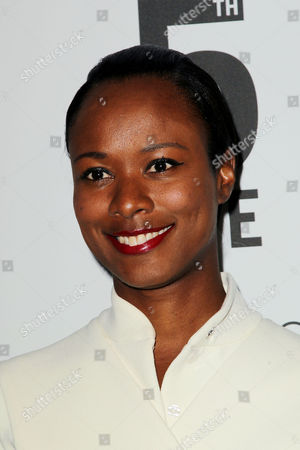 Stock Photo of Shala Monroque