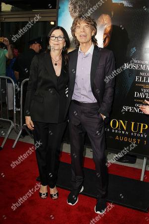 Victoria Pearman (Producer), Mick Jagger (Producer)