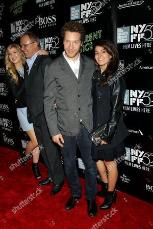 Gabe Polsky (Director) with Girlfriend
