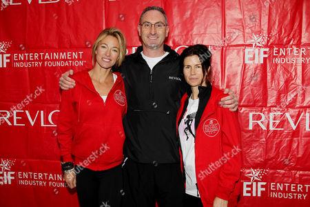 Elaine Irwin , Alan Ennis and Gucci Westman