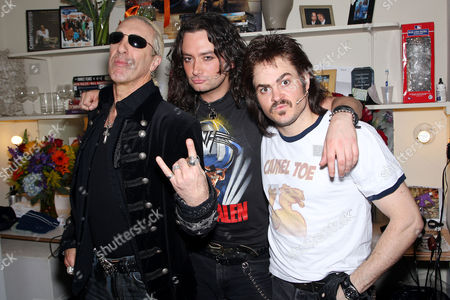 Editorial picture of 'Rock of Ages' Musical Opening Night on Broadway at the Brooks Atkinson Theatre, New York, America - 07 Apr 2009