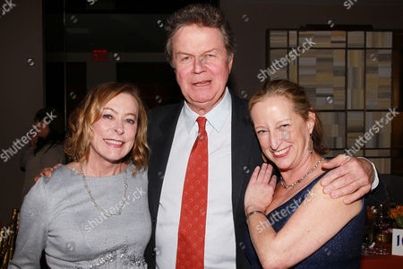 Nancy Utley, John Madden and Claudia Lewis