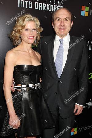 Editorial picture of 'Star Trek: Into Darkness' film screening, New York, America - 09 May 2013