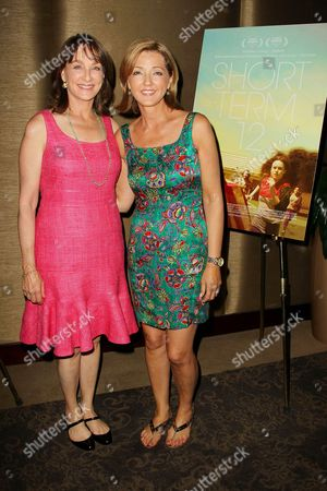 Stock Picture of Dr. Nancy Snyderman and Christine Jansing