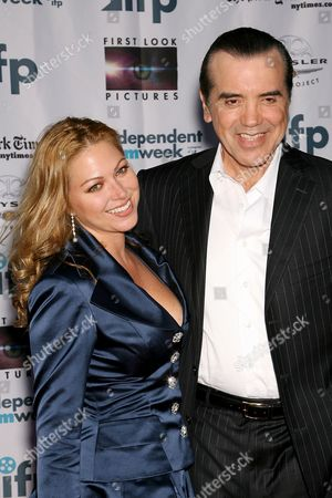 Gianna Palminteri and Chazz Palminteri