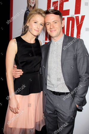 Mamie Gummer and Nick Westrate
