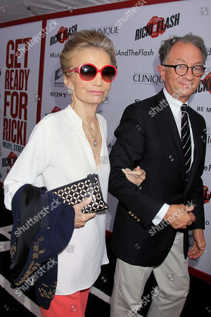 Lee Radziwill and William Ivey Long