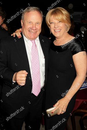 Stock Photo of William F. Zorzi and Lisa Belkin