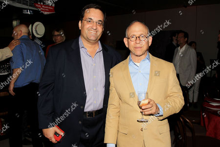 Kary Antholis and Bob Balaban