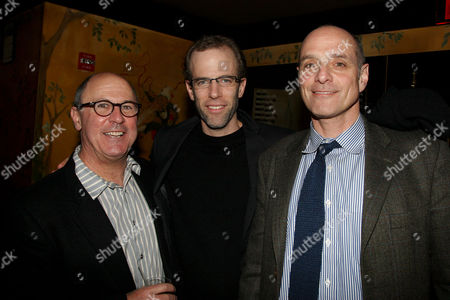 Robert Kenner (Director and Producer), Dan Barber and Eric Schlosser (Co-Producer)