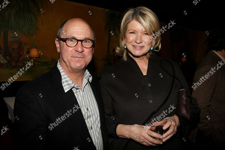 Robert Kenner (Director and Producer) and Martha Stewart
